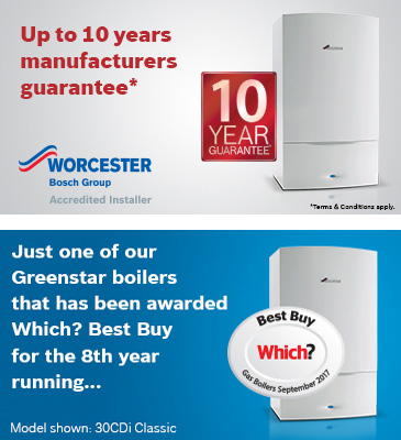 Worcester Accredited Installer Rowlands Castle